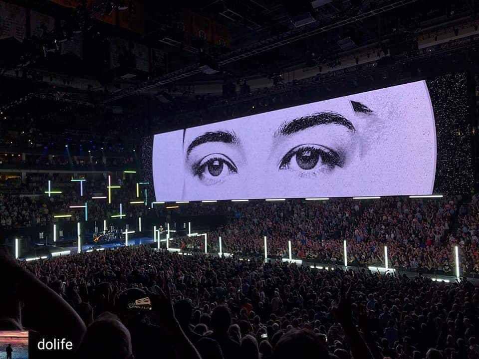 U2 -Boston -Etats-Unis 22/06/2018 TD Garden