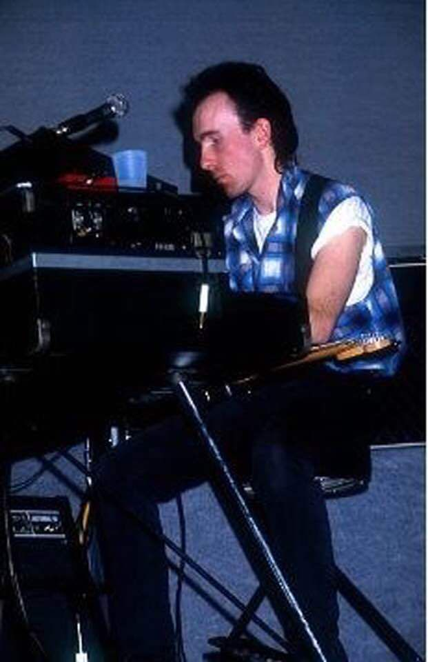 U2 -Norman -USA 10/06/1983 -Lloyd Noble Center -University of Oklahoma
