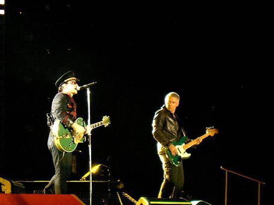 U2 -Paris -France 09/07/2005 Stade de France