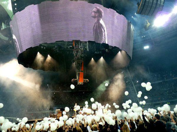 U2 -360° Tour -12/07/2009 -Paris -France -Stade de France