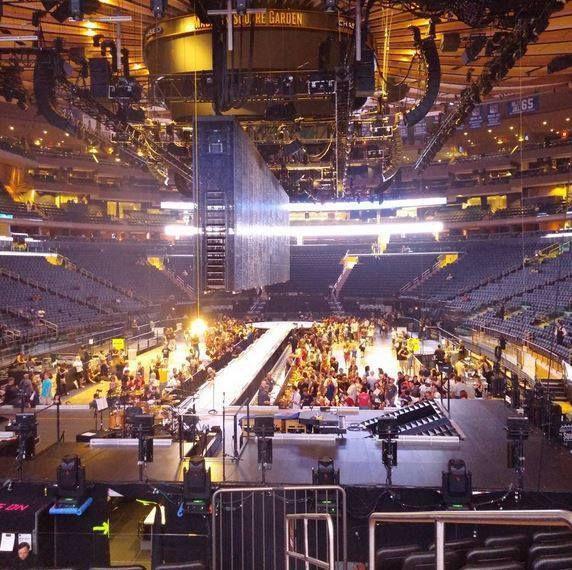 U2 -Innocence + Experience Tour -31/07/2015 -New York -Etats-Unis - Madison Square Garden