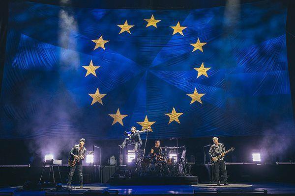 U2 -Experience + Innocence Tour -31/08/2018 -Berlin -Allemagne -Mercedes-Benz Arena