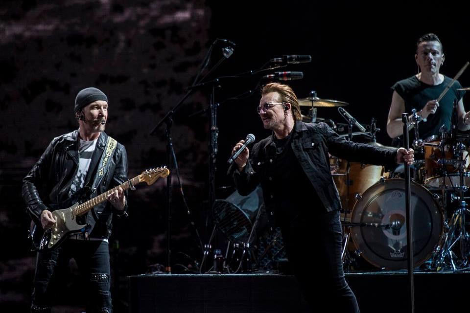 U2 -Joshua Tree Tour -04/10/2017 -Mexico City Mexique -Foro Sol #2
