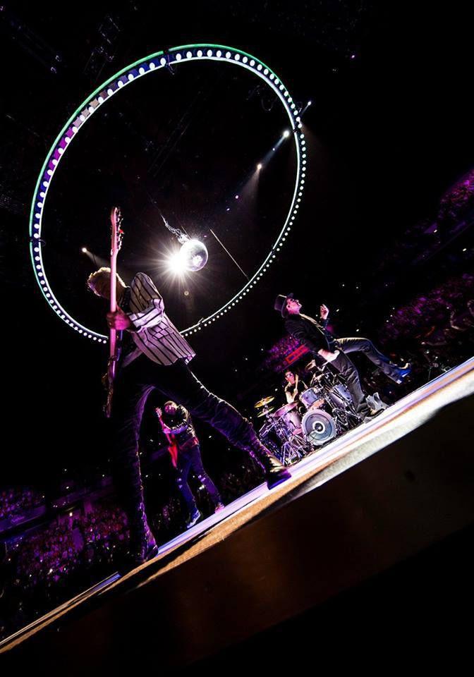 U2 -Madrid -Espagne -20/09/2018 -WiZink Arena