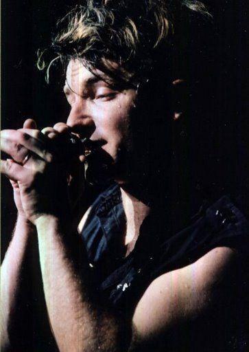 U2 -Unforgettable Fire Tour -24/09/1984 -Perth -Australie -Entertainment Center #2