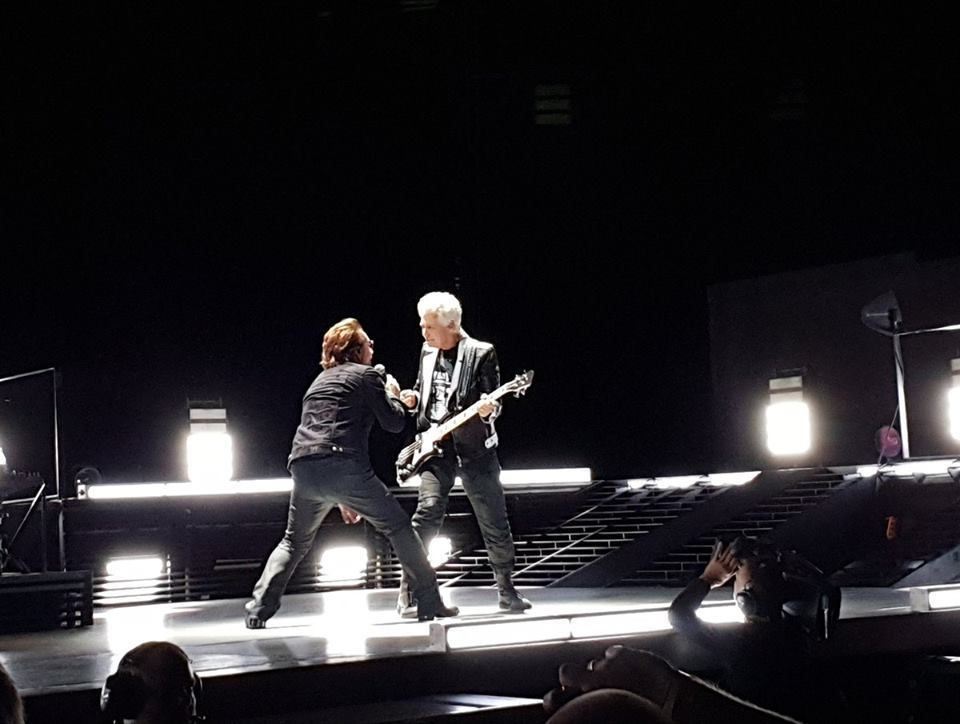 U2 -Experience + Innocence Tour -29/09/2018 -Copenhague -Danemark -Royal Arena #1