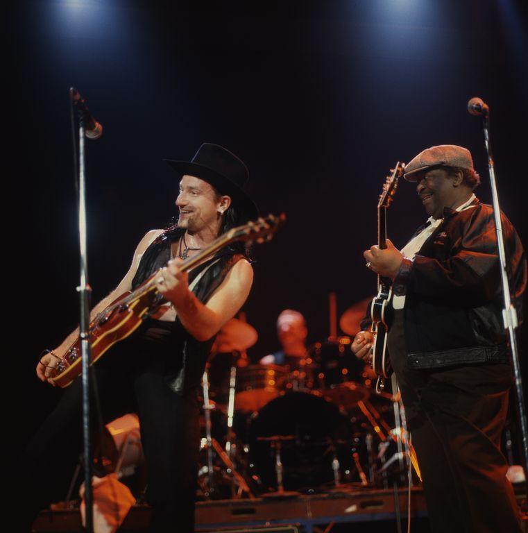 U2 -Lovetown Tour -02/10/1989 -Brisbane -Australie -Entertainment Center