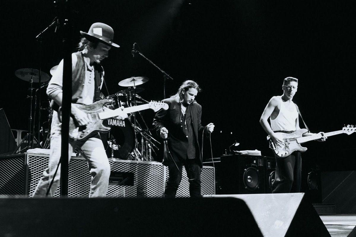 U2 -Joshua Tree Tour -03/10/1987 -Toronto -Canada -Canadian National Exhibition Stadium