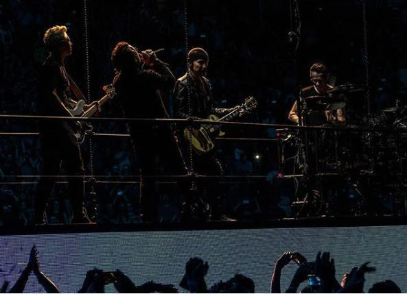 U2 -Experience + Innocence Tour -20/10/2018 Manchester -Royaume-Uni -Manchester Arena #2