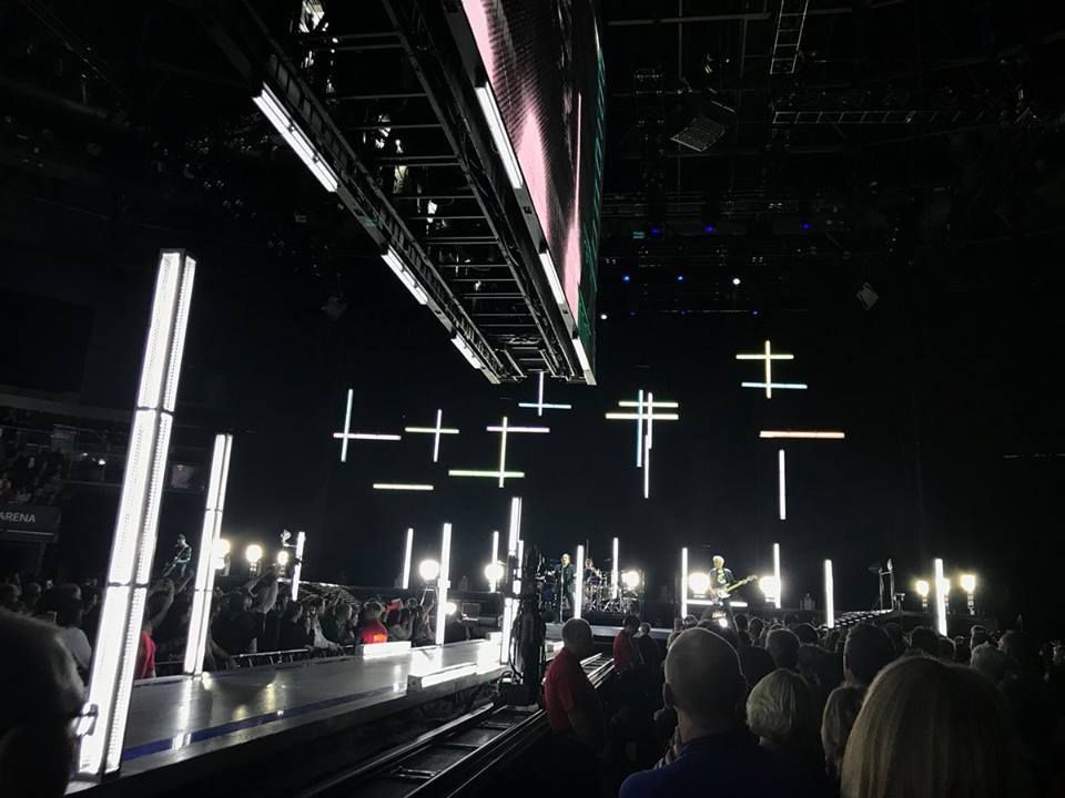 U2 -Experience + Innocence Tour -28/10/2018 Belfast -Royaume-Uni -SSE Arena #2