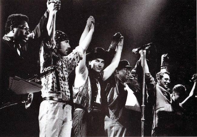 U2 -Lovetown Tour -10/11/1989 -Auckland  Nouvelle-Zélande - Western Springs Stadium