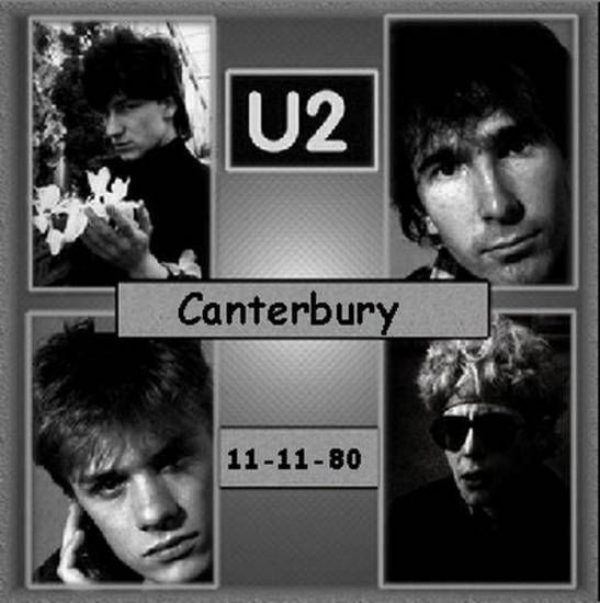 U2 -Boy Tour -11/11/1980 -Canterbury -Angleterre -Kent University