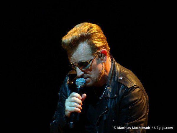 U2 -Innocence + Experience Tour  -07/11/2015 -Glasgow Royaume-Uni- The Hydro