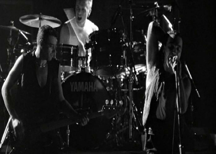 U2 -Lovetown Tour -18/11/1989 -Sydney Australie- Entertainment Center #2