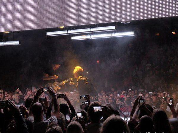U2 -Innocence + Experience Tour -22/09/2015 -Ericsson Globe -Stockholm -Suède