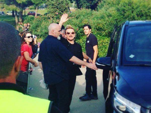 U2 -Innocence + Experience Tour -10/10/2015 -Barcelone -Espagne -Palau Sant Jordi #4