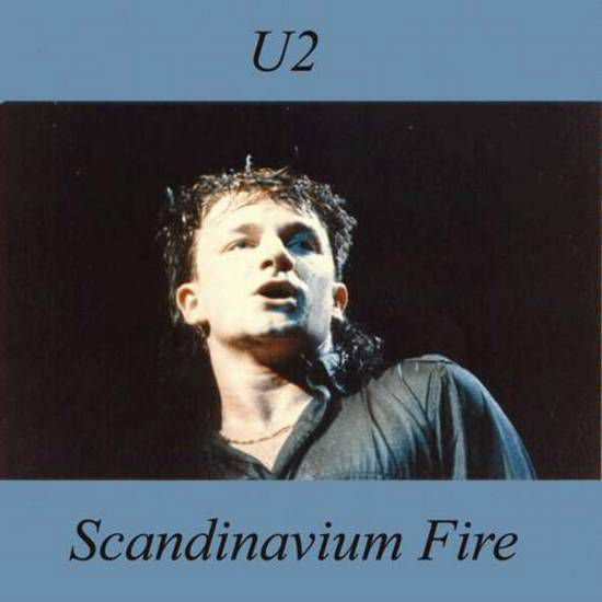 U2 -Unforgettable Fire Tour -26/01/1985 -Godeborg -Suède -Scandinavium