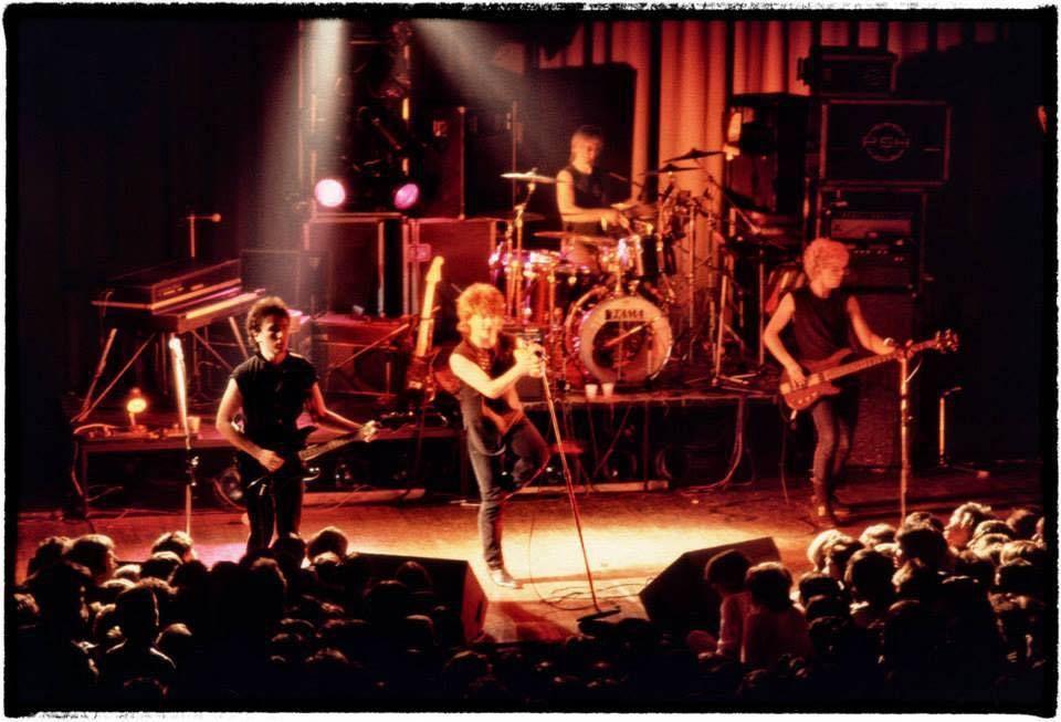 U2 -October Tour -12/03/1982 -Memphis -USA -North Hall Auditorium