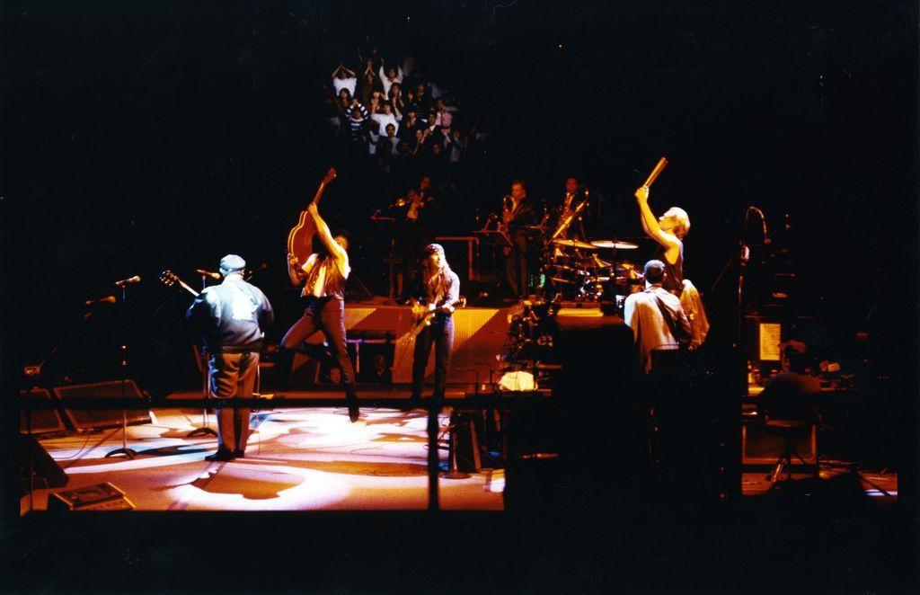 U2 -Lovetown Tour -21/09/1989 -Perth -Australie -Entertainment Center #1
