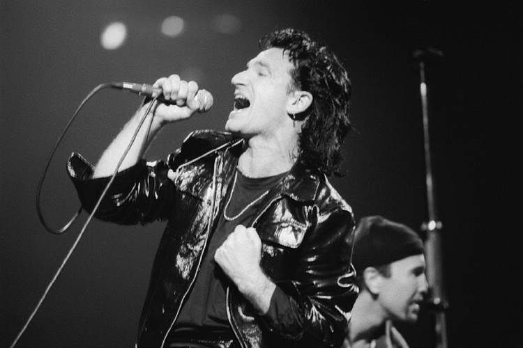 U2 -ZOO TV Tour -27/03/1992 -Detroit- USA- Palace Of Auburn Hills