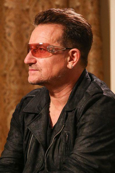 Bono -DIESEL + EDUN Studio Africa Event -Tally Horse Ranch -Californie -12-04-2013