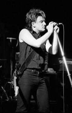 U2 -Unforgettable Fire Tour -08/04/1985 -Landover -USA - Capitol Center