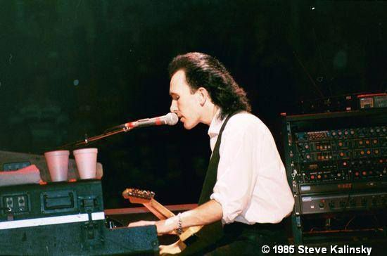 U2 -Unforgettable Fire Tour -09/04/1985 -Pittsburgh -USA - Civic Arena
