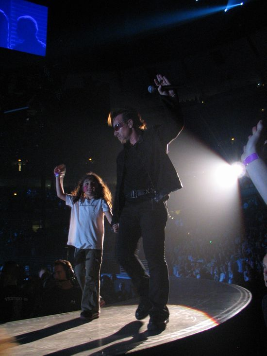 U2 -Vertigo Tour -09/05/2005 -Chicago -IL -USA -United Center #2