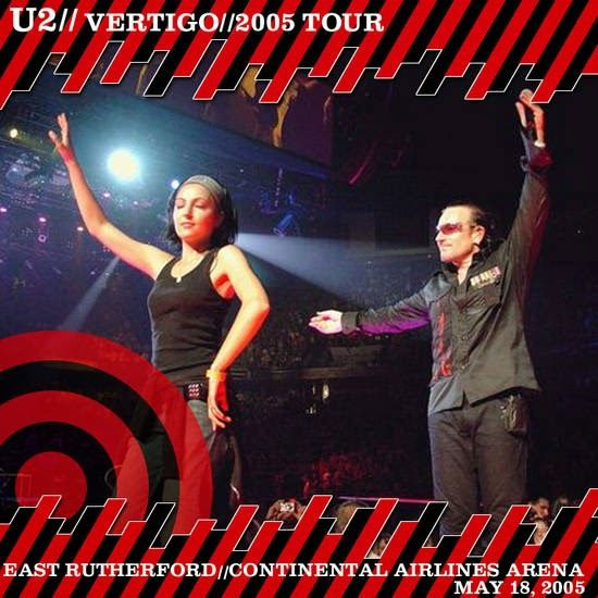 Deuxième fois sur la tournée que U2 joue I Still Haven't Found What I'm Looking For mais cette fois elle a été jouée avec 4 membres d'un groupe originaire du New Jersey qui s'appelle The Bank Robbers. Bono les a fait monter sur scène alors qu'ils étaient dans le public. • Extrait de 40 à la fin de Bad.
