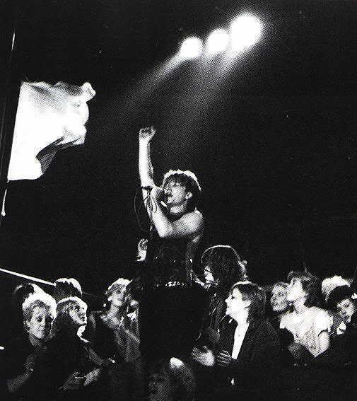 U2 -War Tour - 11/06/1983 -Austin -USA -The Meadows