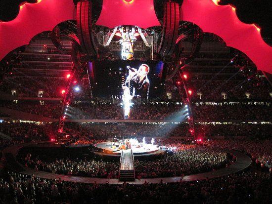 U2 -360° Tour -12/09/2009 -Chicago -USA -Illinois -Soldier Field