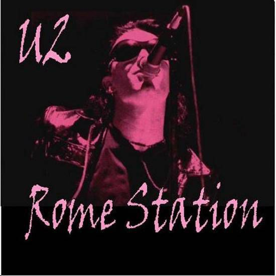 U2 -ZOO TV Tour -07/07/1993 - -Rome Italie -Stadio Flaminio #2