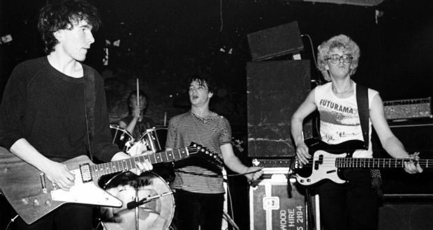 U2 -Early Days -10/08/1979 -Howth Community Centre - Howth *-Irlande
