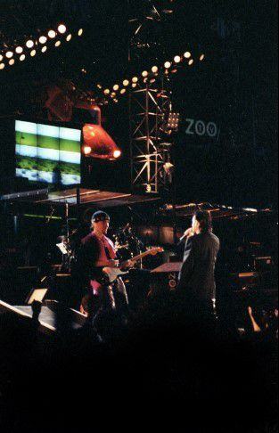 U2 -Zoo Tv Tour -East Rutherford -USA 13/08/1992