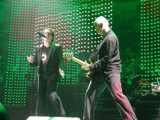 U2 -Vertigo Tour -16/10/2005 -Philadelphie, USA  -Wachovia Center