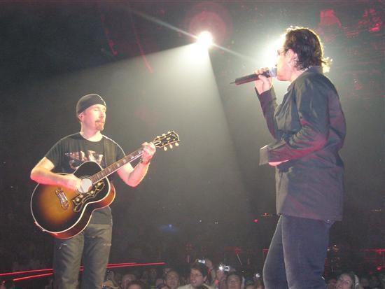 U2 -Vertigo Tour -04/11/2005 -Las Vegas -NV -USA -MGM Grand Hotel #1