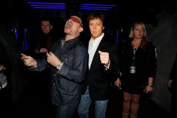 Bono -MTV Europe Music Award - Echo Arena -Liverpool -06/11/2008