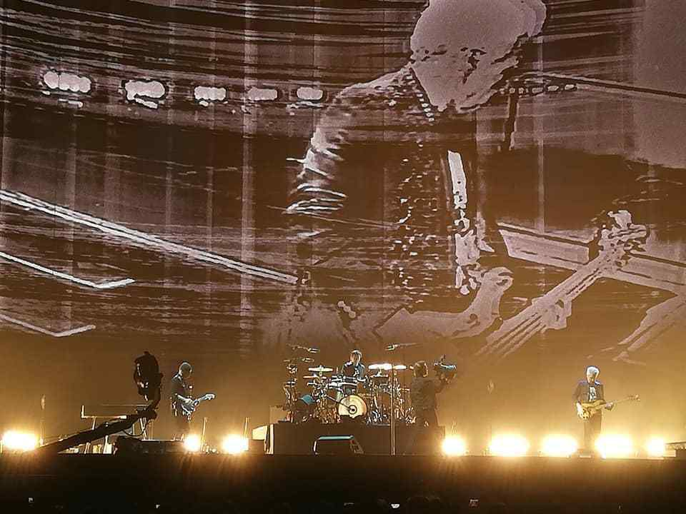 U2 -The Joshua Tree Tour 2019 en vidéos concerts.