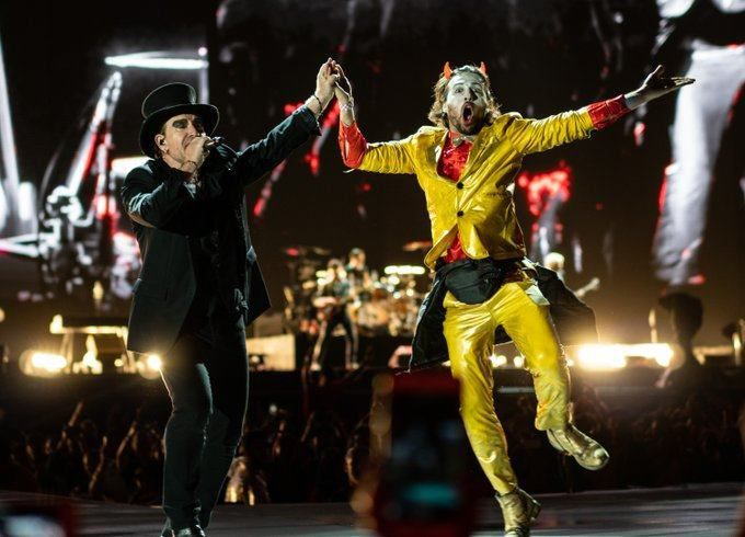 U2 -Joshua Tree Tour 2019 -22/11/2019 -Sydney -Australie -Sydney Cricket Ground #1