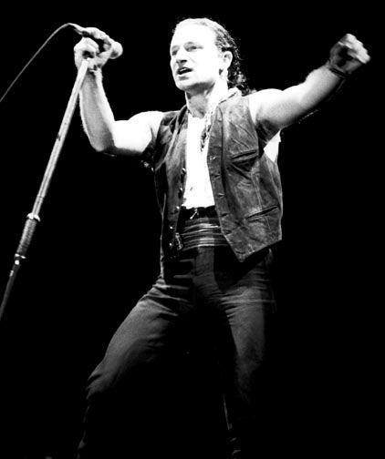 U2 -Joshua Tree Tour -22/11/1987 -Austin USA- Frank Erwin Center