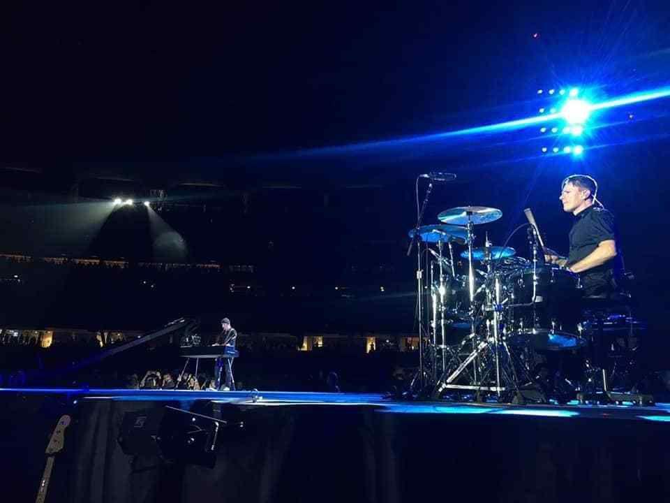 U2 -Joshua Tree Tour 2019 -27/11/2019 -Perth -Australie -Optus Stadium