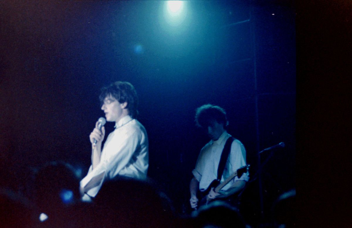 U2 -October Tour - 12/12/1981 -Hartford -USA -Stage West