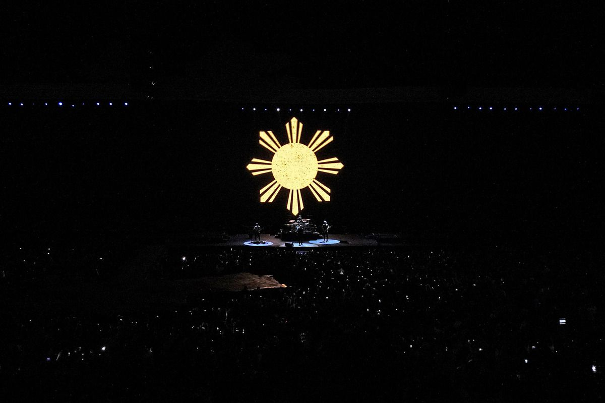U2- Manille  Philippines -11/12/2019 -Philippine Arena
