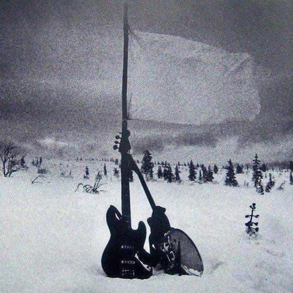 U2 - Tournage de la vidéo de New Year's Day 15-12-1982