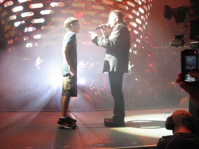 U2 -360° Tour -09/10/2009 -Tampa -USA -Floride -Raymond James Stadium