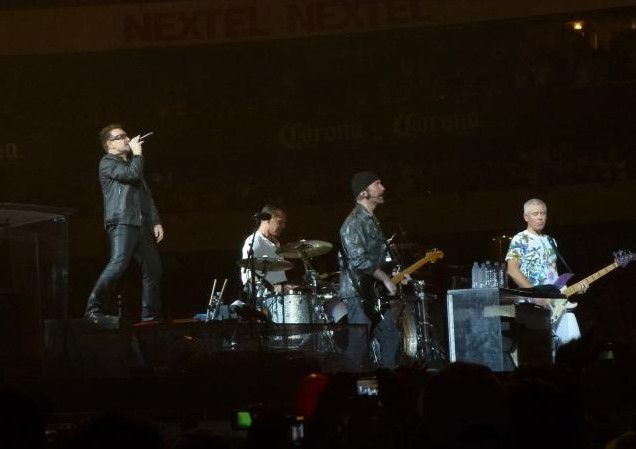 U2 -360° Tour -14/05/2011 -Mexico -Mexique -Azteca Stadium #2