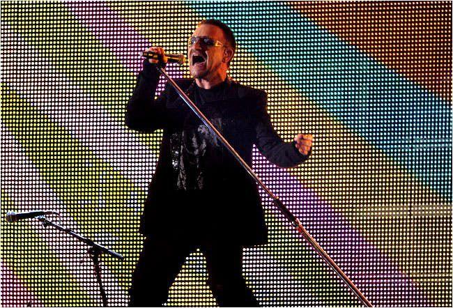 U2 - Grammy Awards -taples Center - Los Angeles -08/02/2009