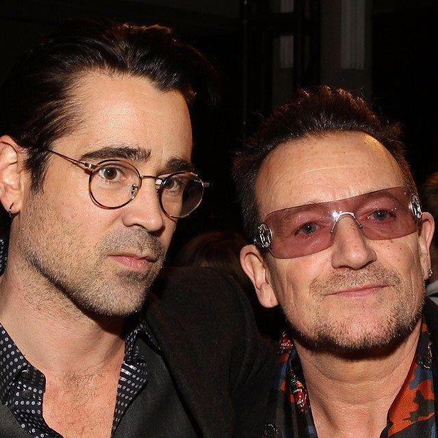 Bono - Mercedes-Benz Fashion Week Fall -09/02/2014