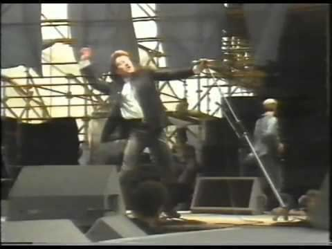 U2 -Unforgettable Fire Tour -26/02/1985 -Austin -USA -Frank Erwin Center