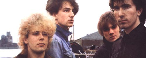U2 -October Tour -28/02/1982 -Fort Collins -USA -Colorado State University Community Center